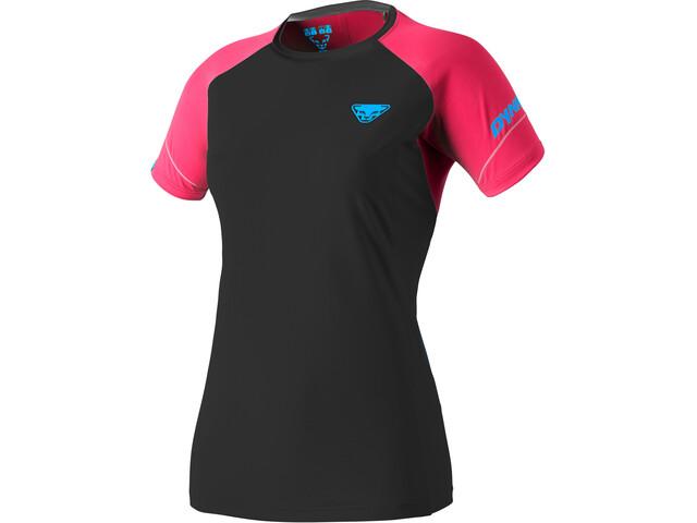 Dynafit Alpine Pro Camiseta Manga Corta Mujer, fluo pink